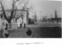 Московская улица. Пересечение с Дубовского