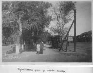 Подтелковский проспект (проспект Платова). Вид с пересечения с Московской
