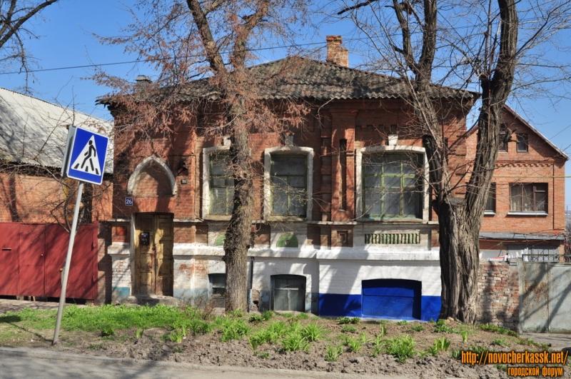 Буденновская улица, 26