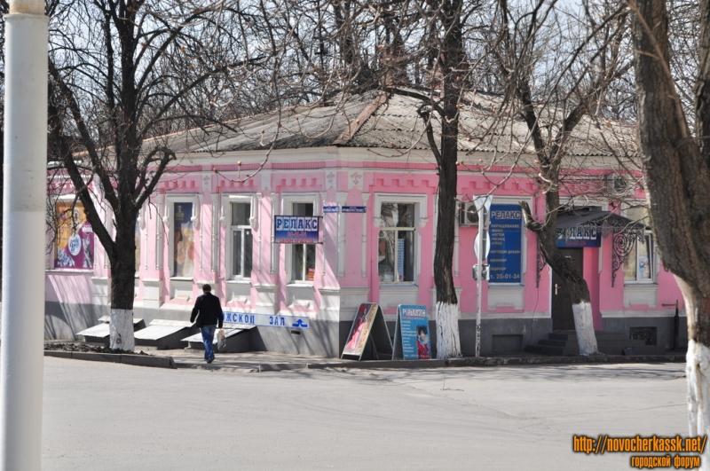 Угол Московской, 65 и Кривопустенко, 1