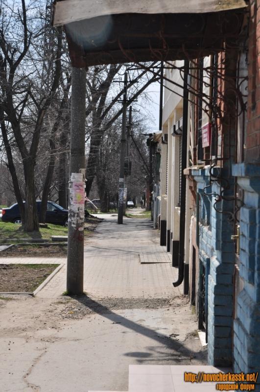 Улица Галины Петровой