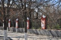 Забор на Московской, 65