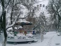 Аттракционы в Александровском парке