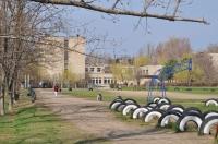 Школа №6. Баклановский пр., 150
