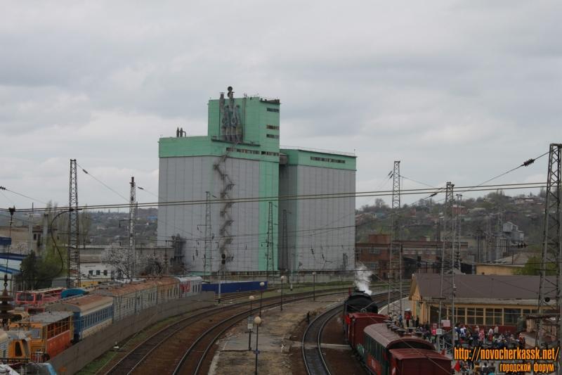 Элеватор в Новочеркасске