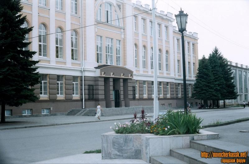 Драмтеатр. Ул. Атаманская. 25 августа 2004 г.