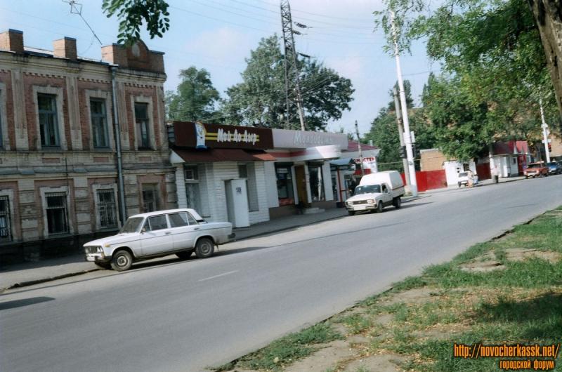 Баклановский. Перечение с Галины Петровой. 25 августа 2004 г.