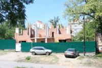 Ленгника, 13. Строительство дома