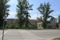 Проспект Баклановский. Кадетский корпус