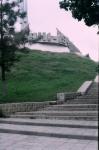 Александровский сад. Курган Славы. 25 августа 2004 г.