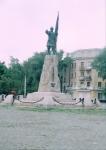 Памятник Ермаку. 25 августа 2004 г.