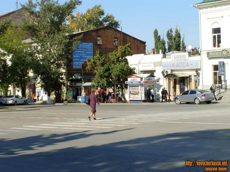 Платовский / Московская. Сентябрь 2009