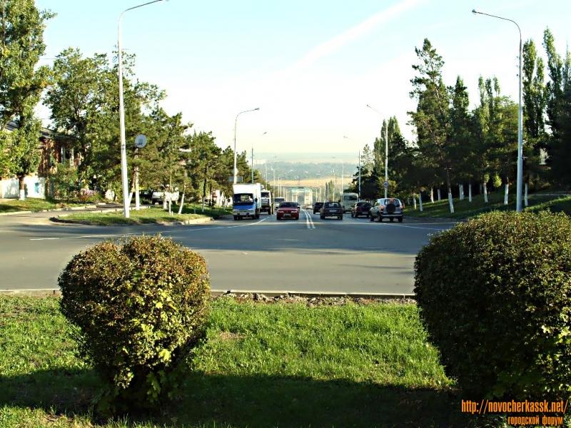 Сп. Герцена. Вид с пл. Троицкой.Сентябрь 2009.
