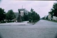 Пр. Платовский. Вид от пл. Ермака. 25 августа 2004 г.