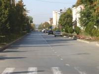 Пр. Платовский от пл. Ермака. Сентябрь 2009