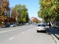 Московская. В сторону ул. Лебедя. Сентябрь 2009 г.