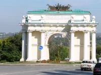 Сп. Герцена. Триумфальная арка. Сентябрь 2009