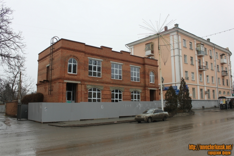 """ул. Московская, бывший магазин """"Альянс"""""""