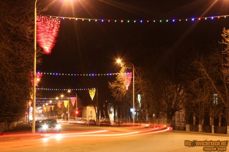 Новогодняя ул. Московская