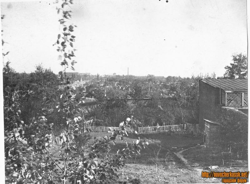 1938 год. Ул. Бакунина. Весна