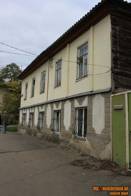 Угол Пушкинской, 38 и Красноармейской, 41