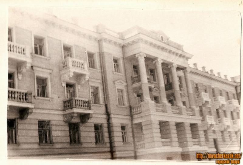 """ул. Богдана Хмельницкого. """"Профессорский дом"""". 1950е"""