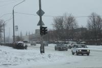 Ул. Буденновская на пересечении с ул. 26 Бакинских комиссаров
