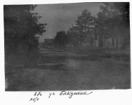 1937 год. Ул. Бакунина. Лето