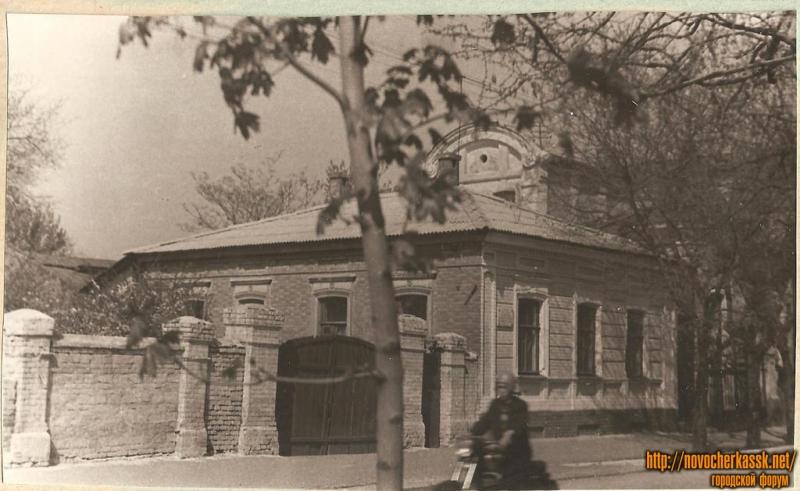 1970е. ул. Атаманская, 57