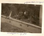 1950е. Сад в НПИ. На заднем фоне - здание НИМИ