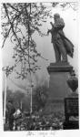 22 апреля 1970 г. Памятник Ленину на Платовском