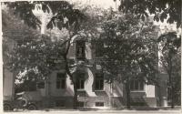 1977 год. Московская. Гидрохимический институт.