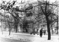 ул. Атаманская между Дубовского и Комитетской. Январь 1970 года.