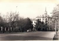 1970е. Улица Московская