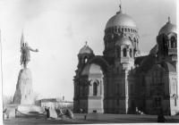 Пл. Ермака. 1970 г