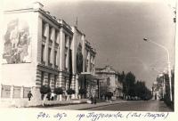Проспект Платовский. Бывший Подтелкова. Лето 1970 года