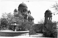1970 год. Фонтан в Александровском парке