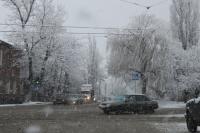 Перекресток ул. Буденновской и ул. им. 26 Бакинских комиссаров