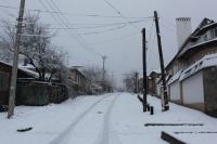 Вид на переулок Мирный