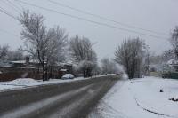 Вид на ул. Буденновскую с пер. Мирного
