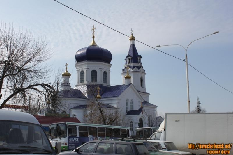 Пр. Платовский. Свято-Михайло-Архангельский собор