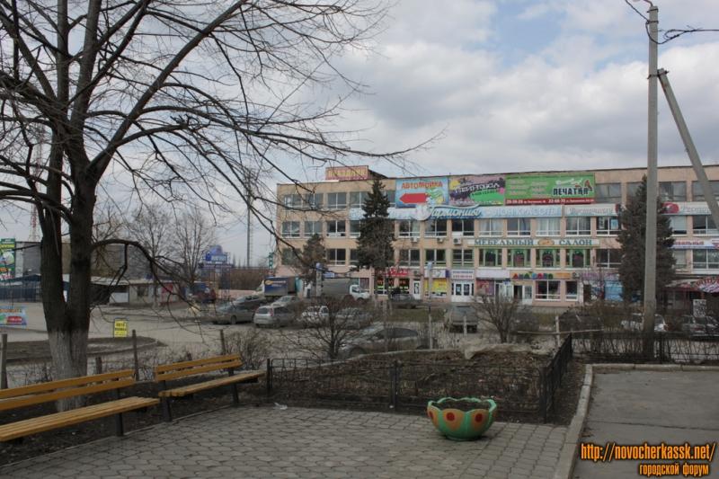 Угол Магнитного и Буденновской улицы