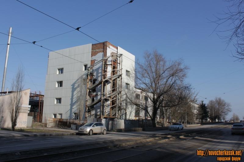 Ул. 26 Бакинских комиссаров. Здание молзавода