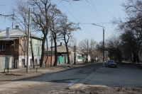 Вид на ул. Троицкую в сторону ул. Пушкинской