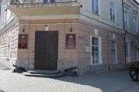 Новочеркасское суворовское военное училище МВД