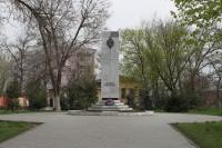 Памятник солдатам правопорядка, пр. Баклановский
