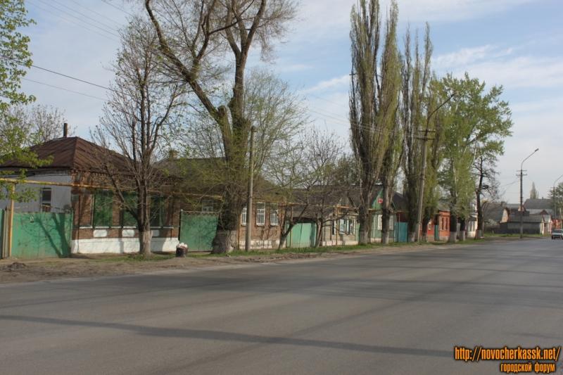 Улица Гагарина, от дома 59