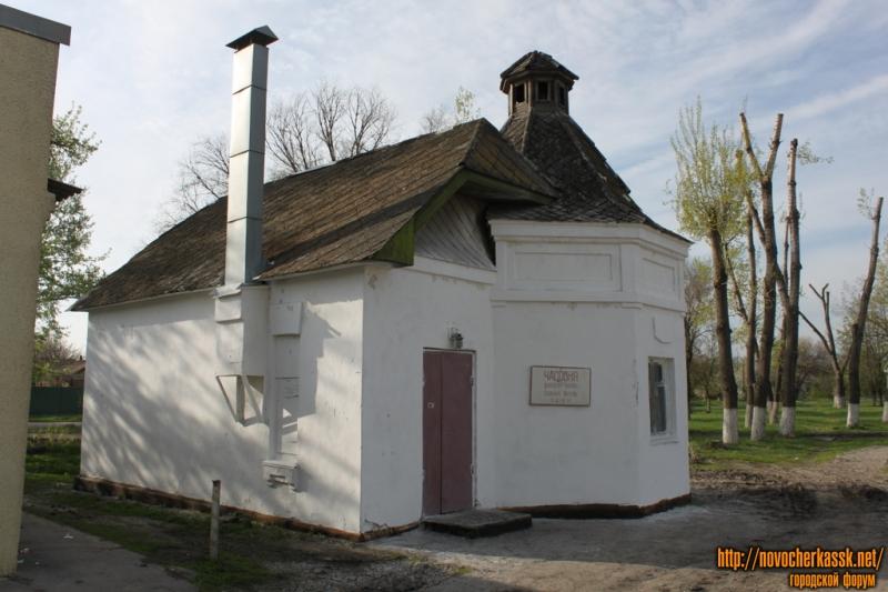 Хотунок, ул. Гагарина, Часовня Донской Иконы Божией Матери