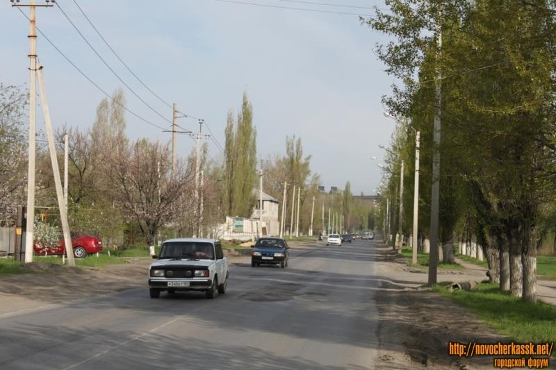 улица Трамвайна