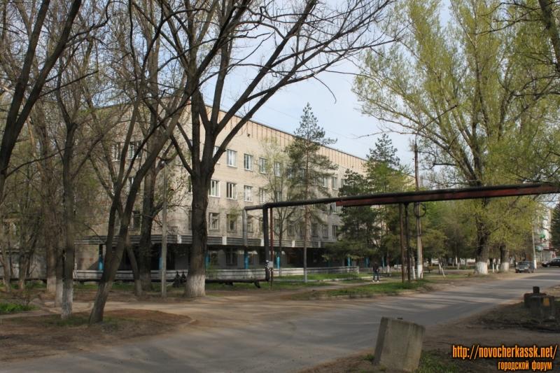 Больница. ул. Гвардейская, 3